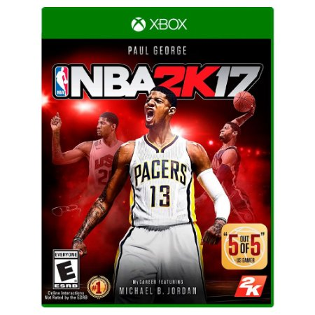 NBA 2K17 (Usado) - Xbox One