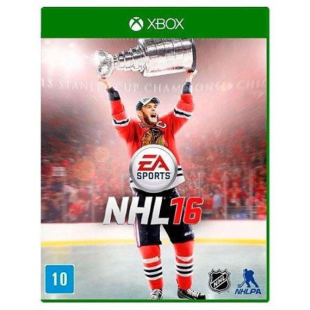 NHL 16 (Usado) - Xbox One