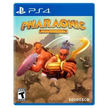 Pharaonic (Usado) - PS4