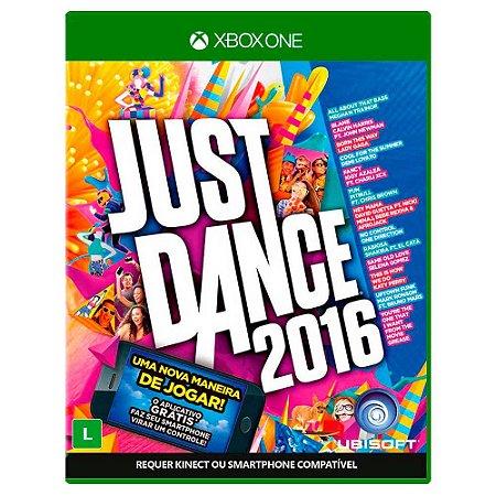 Just Dance 2016 (Usado) - Xbox One