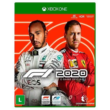 F1 2020 (Usado) - Xbox One