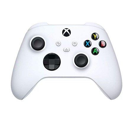 Controle sem fio Xbox - Branco (Usado)