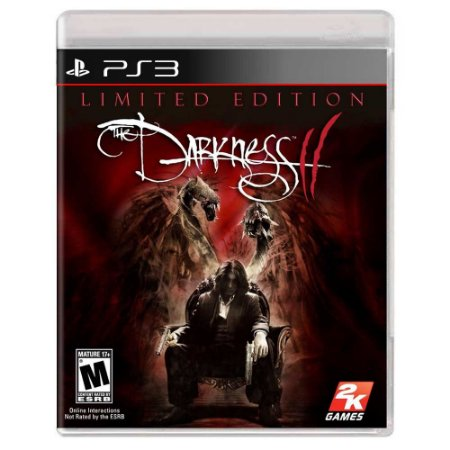 The Darkness II (Usado) - PS3
