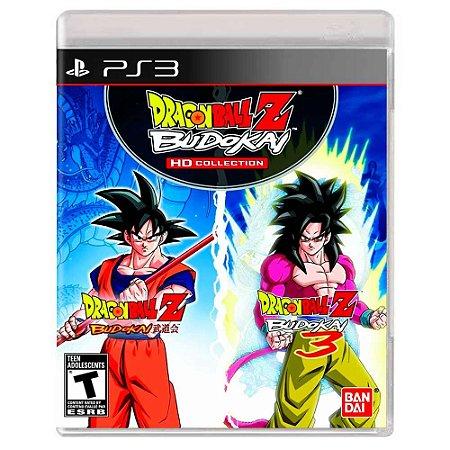 Dragon Ball Z Budokai HD Collection (Usado) - PS3