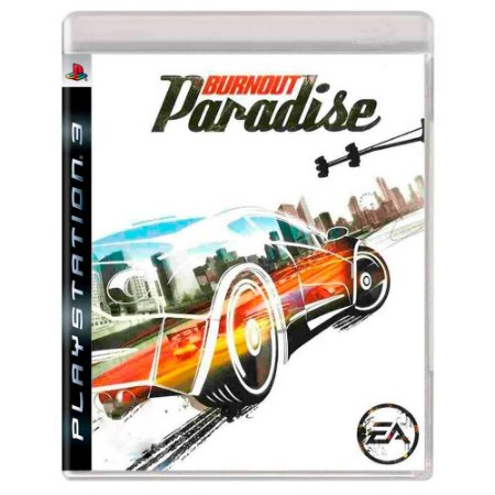 Burnout Paradise (Usado) - PS3