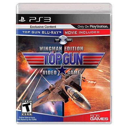 Top Gun: The Video Game (Wingman Edition) (Usado) - PS3