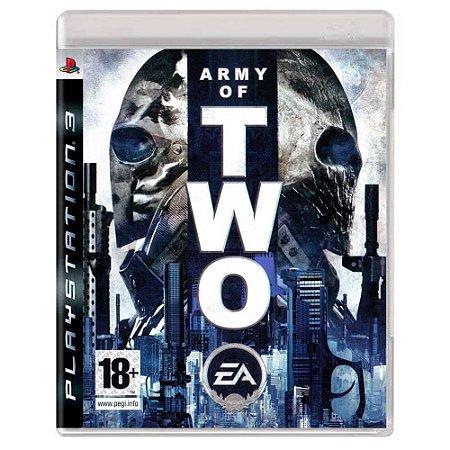 Army of Two (Usado) - PS3