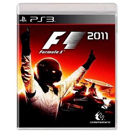 F1 2011 (Usado) - PS3