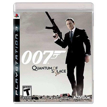 007 Quantum of Solace (Usado) - PS3