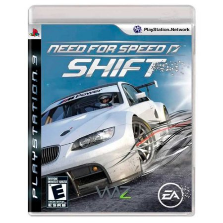 Need for Speed Shift (Usado) - PS3
