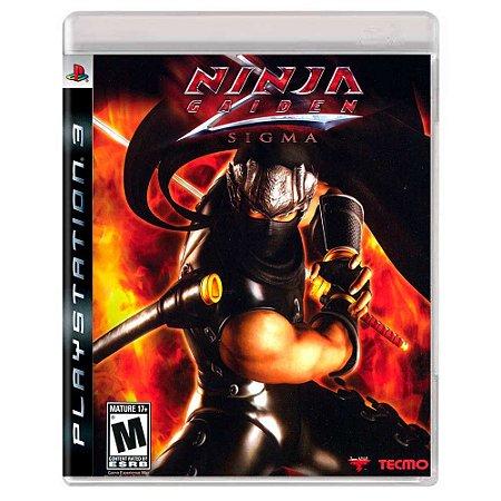 Ninja Gaiden Sigma (Usado) - PS3