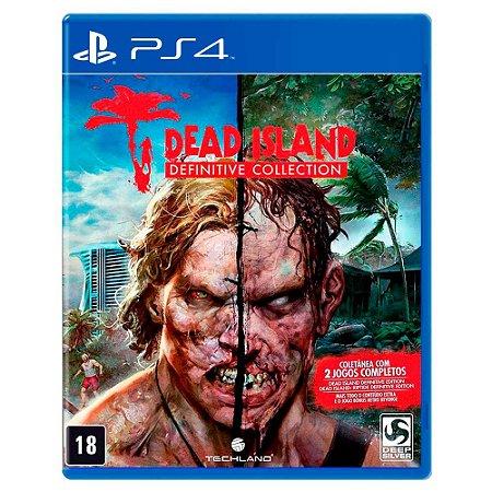 Dead Island: Definitive Collection (Usado) - PS4