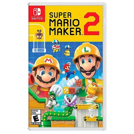 Super Mario Maker 2 (Usado) - Switch