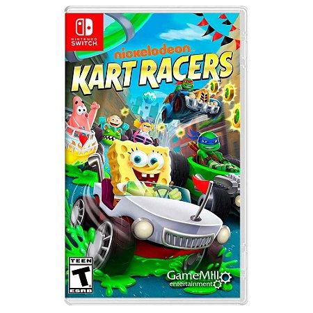 Nickelodeon Kart Racers (Usado) - Switch