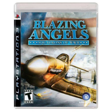 Blazing Angels: Squadrons of WWII (Usado) - PS3