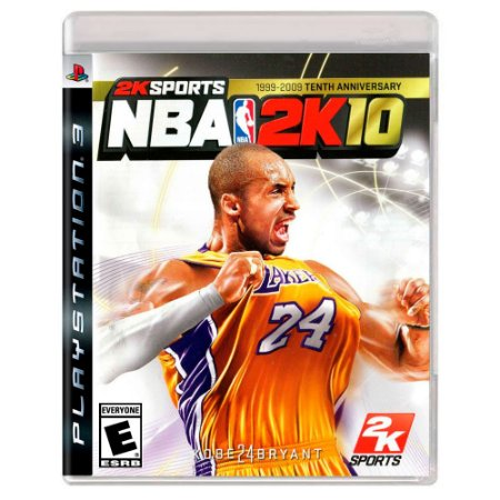 NBA 2K10 (Usado) - PS3