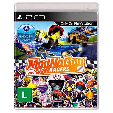 ModNation Racers (Usado) - PS3
