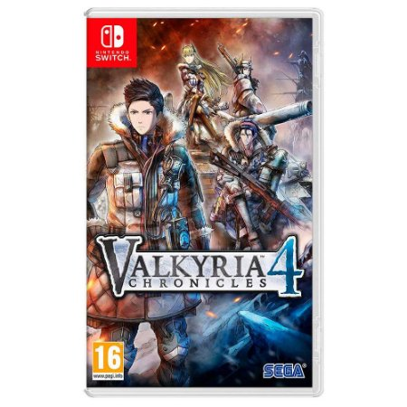 Valkyria Chronicles 4 - Switch
