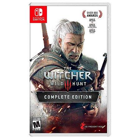 The Witcher 3: Wild Hunt Edição Completa - Switch