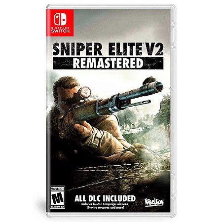 Sniper Elite V2 Remastered - Switch