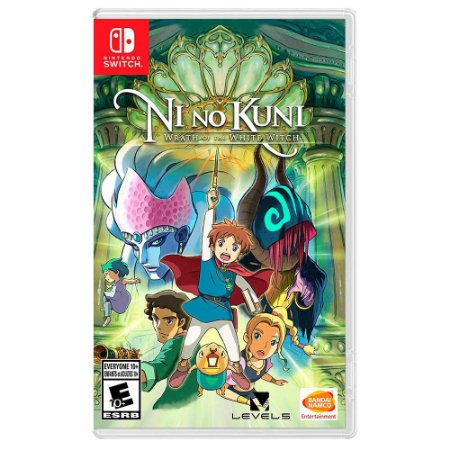 Ni No Kuni: Wrath of the White Witch - Switch