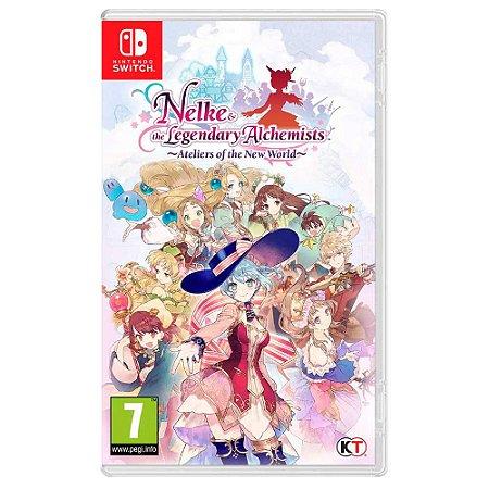 Nelke & the Legendary Alchemists: Ateliers of the New World - Switch