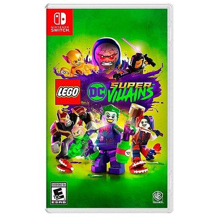 Lego DC Super-Villains - Switch