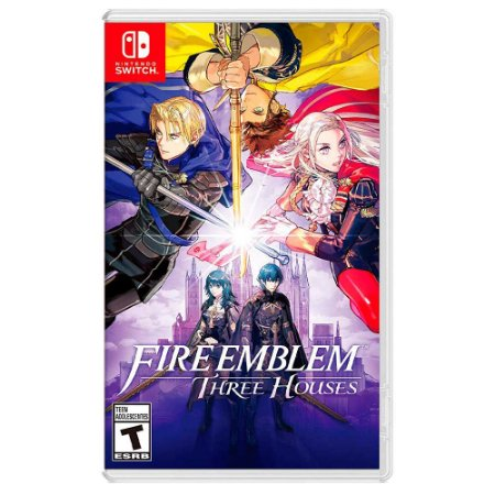 Fire Emblem: Three Houses - Switch