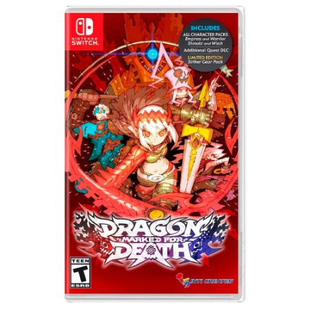 Dragon Marked for Death - Switch