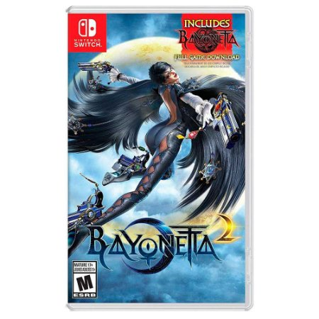 Bayonetta 2 - Switch