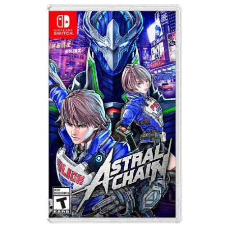 Astral Chain - Switch