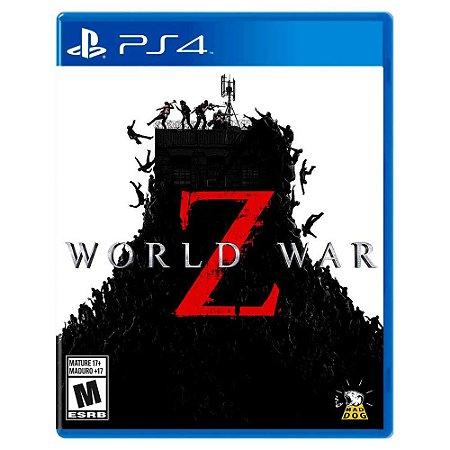 World War Z - PS4