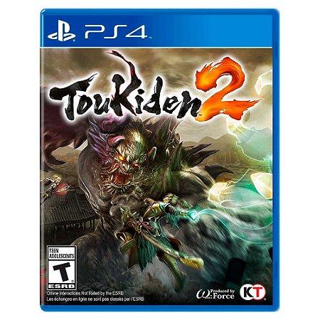 Toukiden 2 - PS4