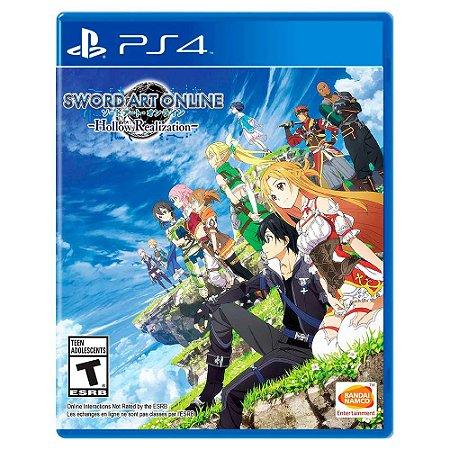 Sword Art Online Hollow Realization - PS4