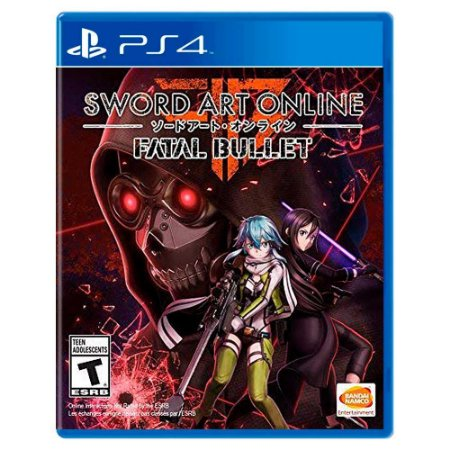 Sword Art Online Fatal Bullet - PS4
