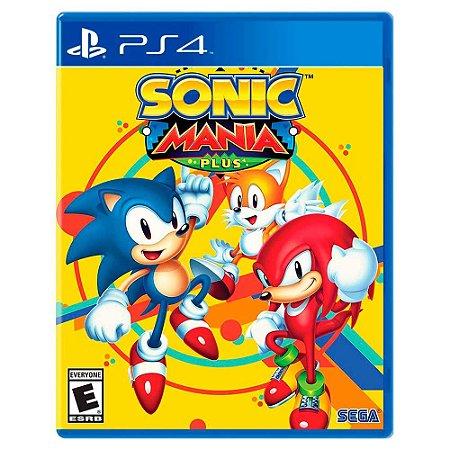 Sonic Mania Plus - PS4