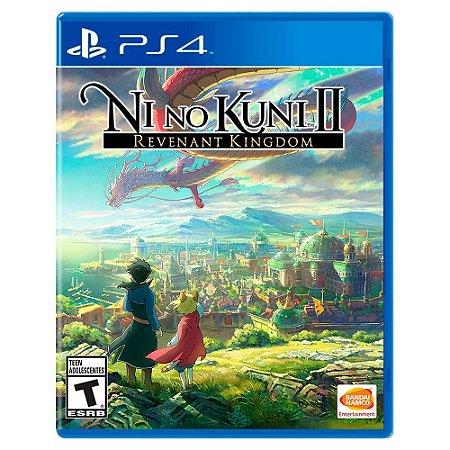 Ni No Kuni II: Revenant Kingdom - PS4
