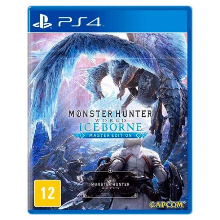 Monster Hunter World Iceborne Master Edition - PS4