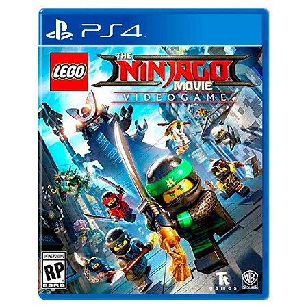 Lego Ninjago O Filme: Video Game - PS4