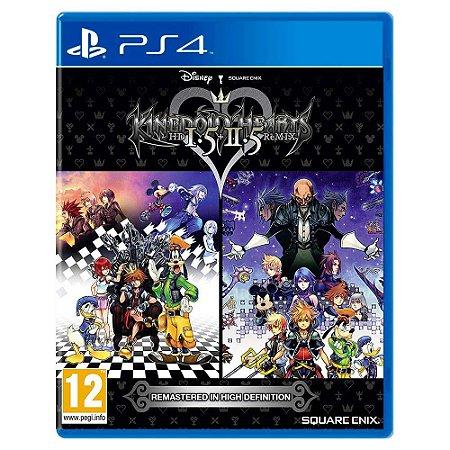 Kingdom Hearts 1.5 HD + 2.5 ReMix - PS4