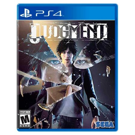 Judgement - PS4
