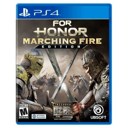 For Honor Marching Fire - PS4