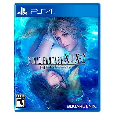 Final Fantasy X/X-2 - PS4