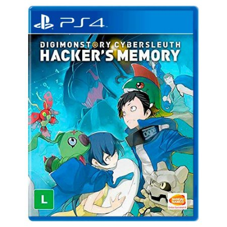 Digimon Story: Cyber Sleuth Hacker's Memory - PS4