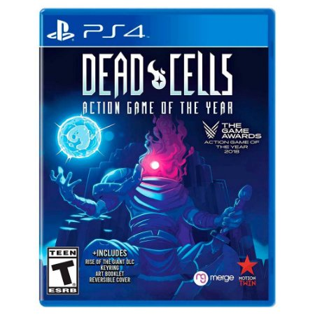 Dead Cells: Action Game of the Year - PS4
