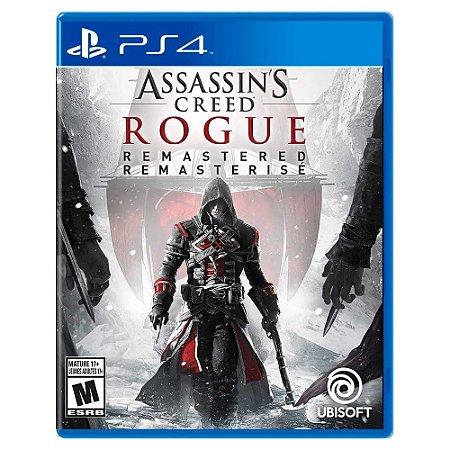 Assassin's Creed Rogue - PS4