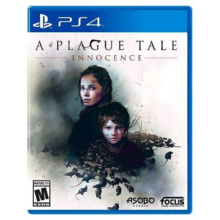 A Plague Tale Innocence - PS4