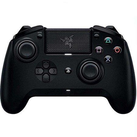 Controle Razer Raiju Tournament Edition - PS4