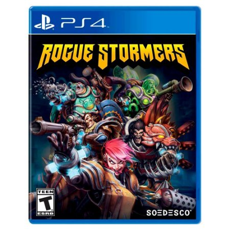 Rogue Stormers - PS4