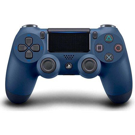 Controle Dualshock 4 - Azul Noturno - PS4